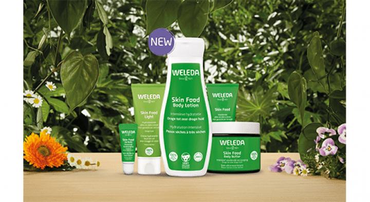 Artikel Weleda Skinfood V2
