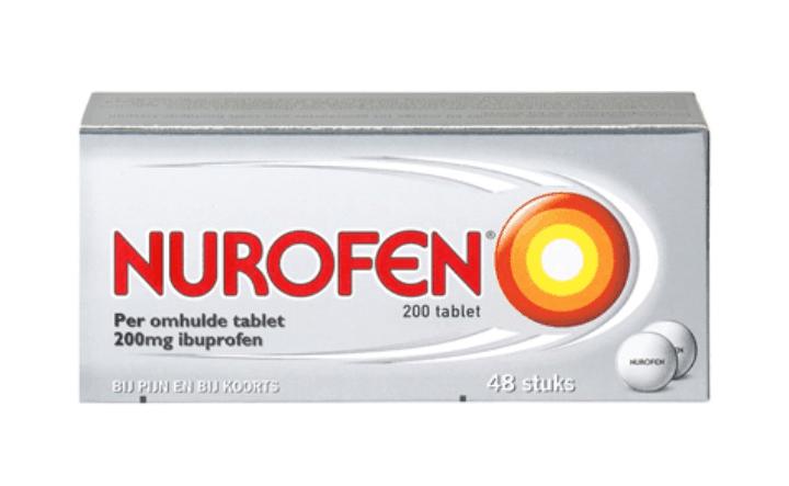 Corona Ibuprofen