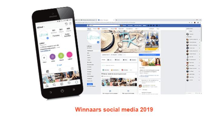 Namen Winnaars Social Media